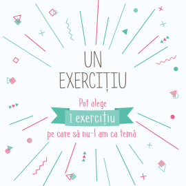 Un exercitiu