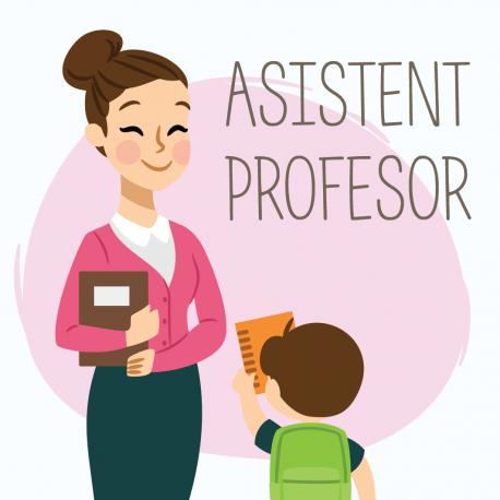 Asistent profesor