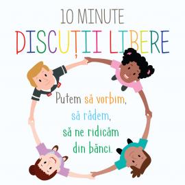 10 minute discutii libere