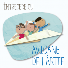 Intrecere cu avioane de hartie